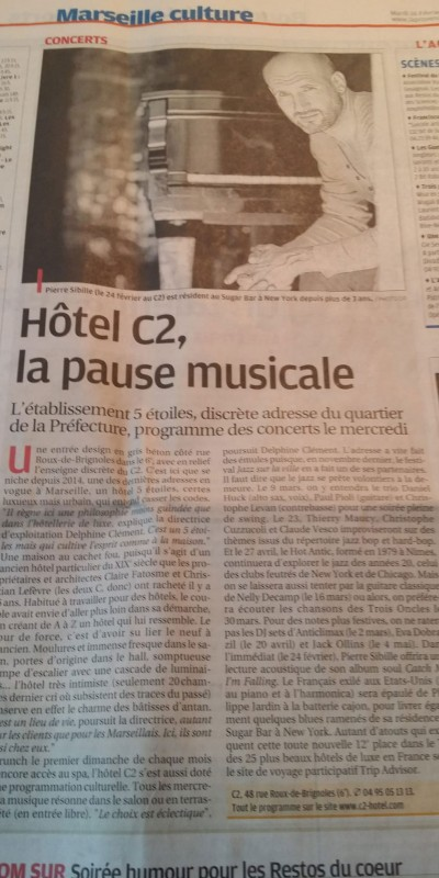 hotel 2 pause musical 1
