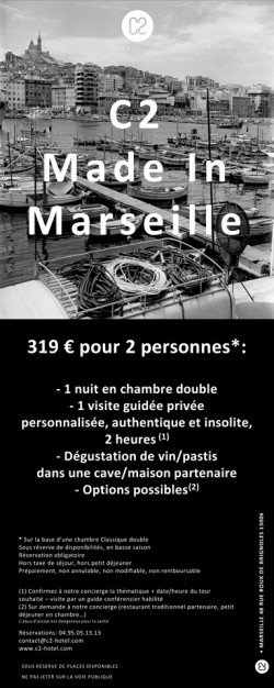 offre made in marseille